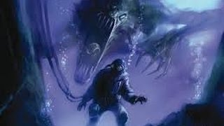 Dagon - H. P. Lovecraft (Audiobook + Text + Music)