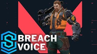 Voice - Breach [SUBBED] | VALORANT English