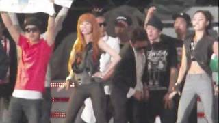 4 Minute - Who's Next Feat. BEAST (2010.05.22)