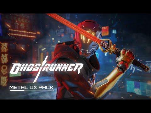 Видео № 2 из игры Ghostrunner (Asian) [PS4]