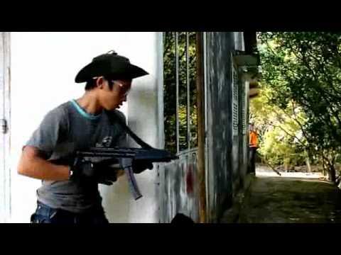 Một vụ đấu súng kinh hoàng tại Việt Nam!