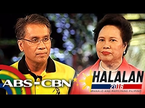 Miriam vs Mar: Like an oral exam