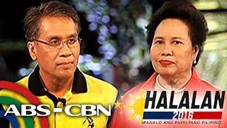 Miriam vs Mar: Like an oral exam