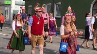 Volksfestauszug 2017 Landau a.d. Isar