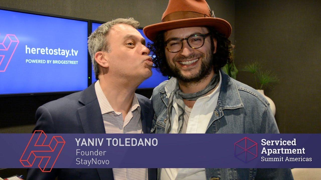 SAS Americas interviews: Yaniv Toledano, Novo