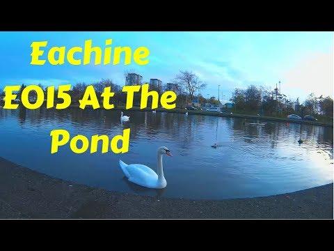 Eachine E015 Boat Test