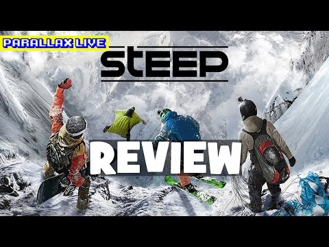 REVIEW: Steep (PS4, Xbox One, PC) video thumbnail