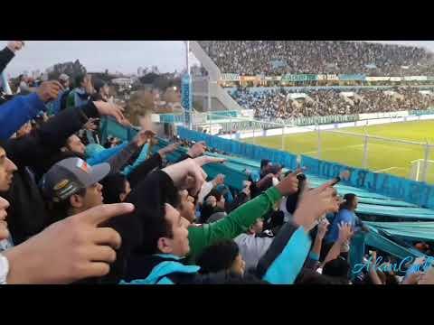 """Hinchada de BELGRANO vs Arsenal    Superliga    Alberdi"" Barra: Los Piratas Celestes de Alberdi • Club: Belgrano"