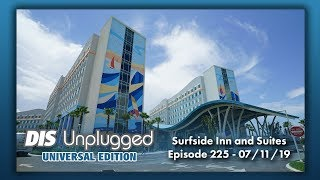 Universal's Endless Summer Resort - Surfside Inn and Suites Review | Universal Edition | 07/11/19