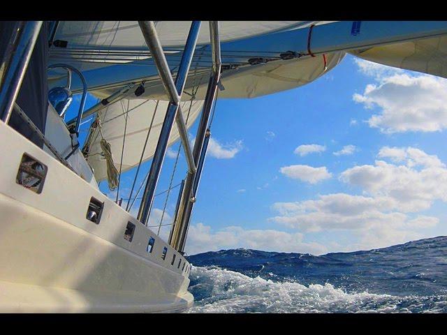 "Sailing Basics - Seven Crew ""Prep-Tips"" for Rough Weather Sailing"