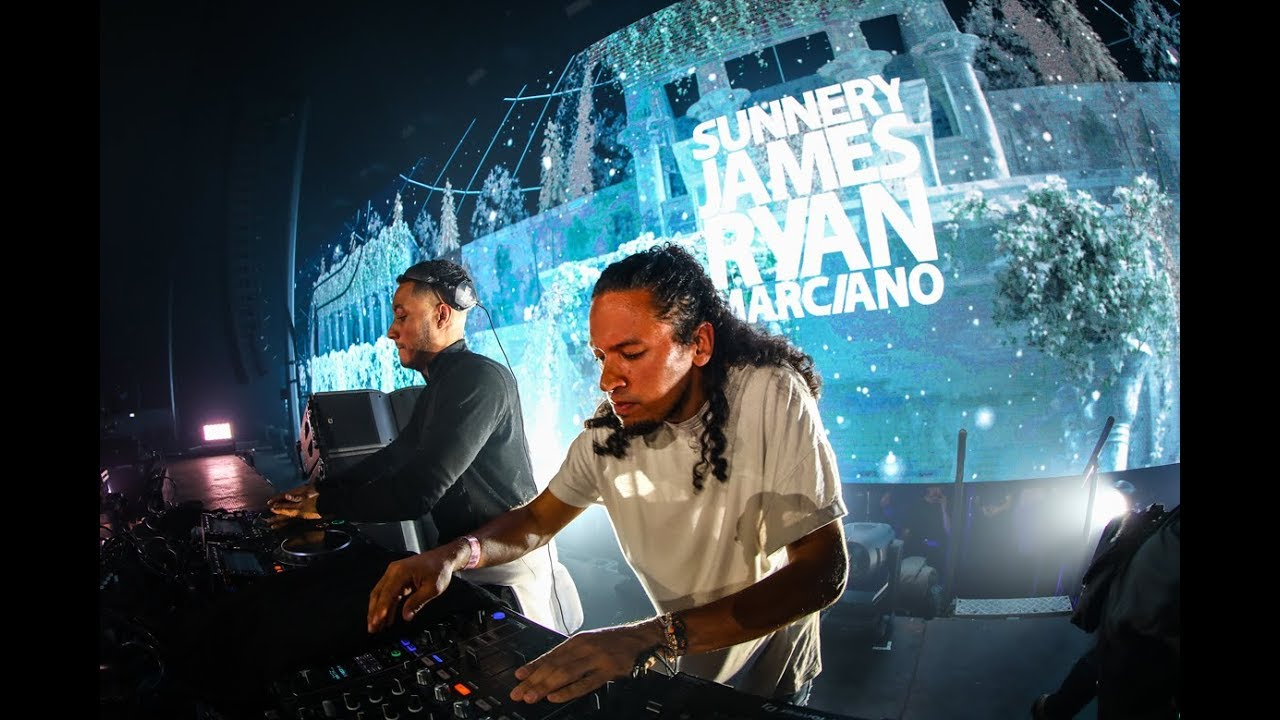 Sunnery James & Ryan Marciano - Live @ Tomorrowland Winter 2019 Garden Of Madness