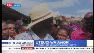 Mbunge Rigathi Gachagua amemtetea Rais Uhuru Kenyatta kwa kumteua Moody Awori