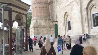 Bursa Ulu Camii Ikindi Ezani 07/2016