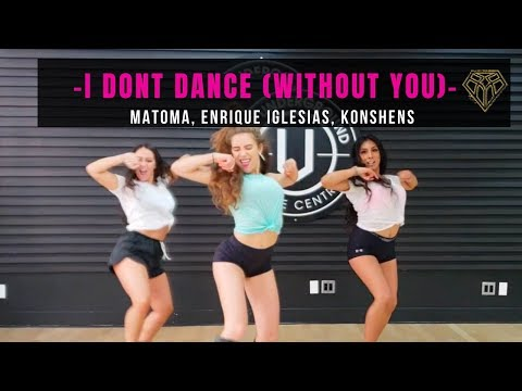 I Dont Dance (Without You) - Matoma, Enrique Iglesias, Konshens II #FINDYOURFIERCE by MONICA GOLD