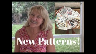 More New Patterns (including Laura Ashley!)