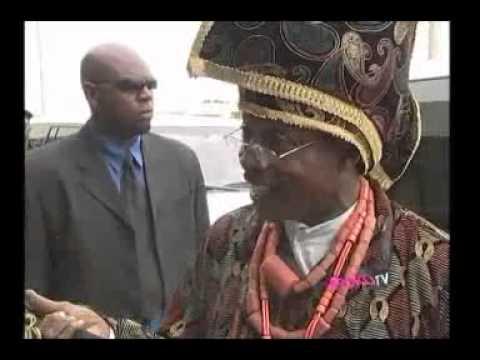 Osuofia; The Cultural King of Nigeria