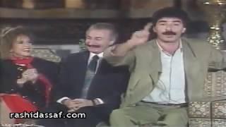 تحميل اغاني رشيد عساف و تقليد رهيب للشاعر عمر الفرا !!! مضحك جدا MP3