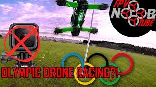 GoPro Hero5 Session END OF LIFE / Drones Competing in Olympics / FPVNoobTube Hump Day Live!