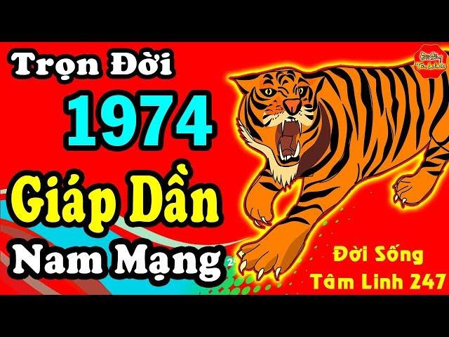 Tử Vi Trọn Đời Tuổi Giáp Dần Nam Mạng Sinh Năm 1974, Đời Sống Tâm Linh 247