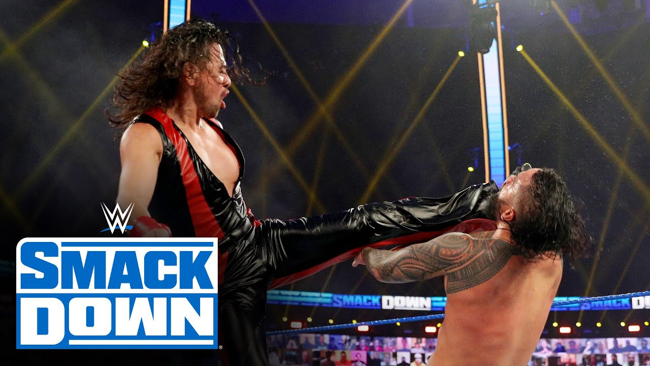 WWE Reportedly Has No Top WrestleMania 37 Matches Locked In