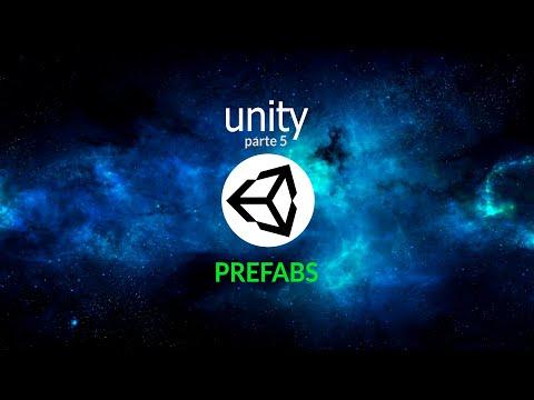 Introducción a Unity. Parte 5. Instanciando Prefabs