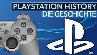 Geboren aus dem Verrat durch Nintendo - PlayStation History: Die Geschichte von Sony Games