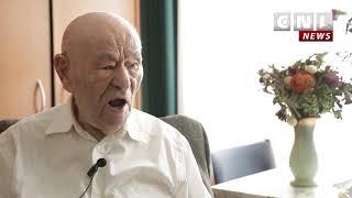 CNLNEWS: Лев Агранович – ветеран Второй мировой войны