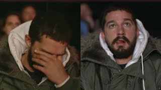 SHIA LABEOUF - REACTION TO TRANSFORMERS #ALLMYMOVIES - Video Youtube