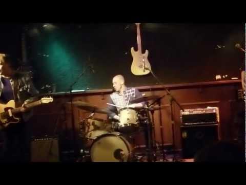 12/18 Richard Studholme & Friends - Havana Moon @ Bluescafe Apeldoorn NL 18 jan 2013