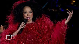 Diana Ross - Stop! In The Name Of Love @Hollywood Bowl 2016