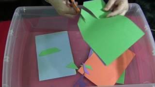 Beginning Scissor Skills Activity