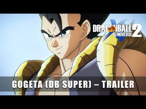 Dragon Ball Xenoverse 2 : Xenoverse 2 Gogeta (DB Super) Trailer