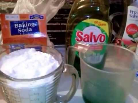 Pasta abrasiva para lavar baños y azulejos