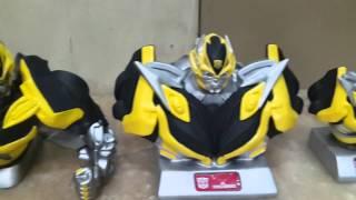 Transformers Talking Coin Bank - Celengan Optimus bersuara - Medium