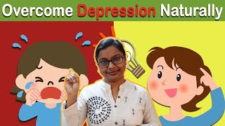 How to Deal with Depression & Anxiety without Medicine?