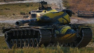 World of Tanks T57 Heavy - 6 Kills 10,6K Damage
