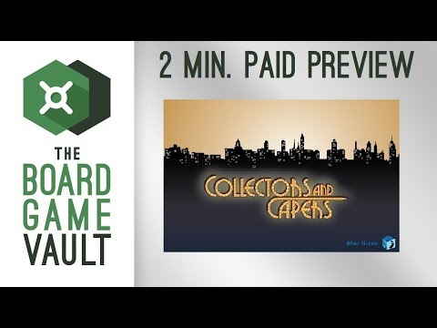 Collectors and Capers - 2 Minute Review