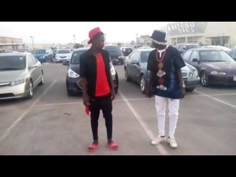 Nomiis Gee ft Osharey Young Alhaji video dance by member of Arewayuppies