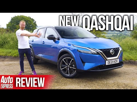NEW 2021 Nissan Qashqai review: is this the best family SUV you can buy? | Auto Express