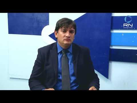 Sérgio Pires entrevista o deputado Cleiton Roque - Gente de Opinião