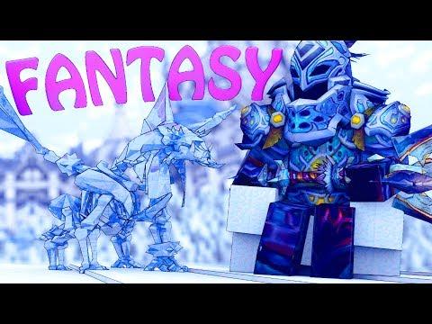 Minecraft | FANTASY MOD Showcase! (Ice Dragon and Ice King Boss, Ice Dimension, 3D Mod)