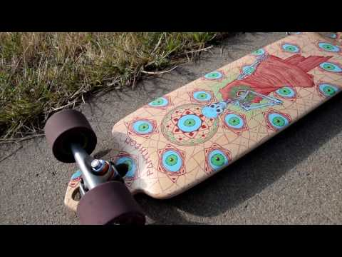 Pantheon Ember Review – Commuter Longboard in a Mini Cruiser Package