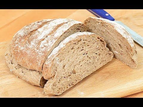 Tam Tahıllı Ekmek Tarifi - Semen Öner - Yemek Tarifleri - Ekmekçilik#7