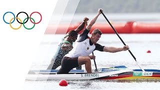 Rio Replay: Mens Canoe Single 1000m Final