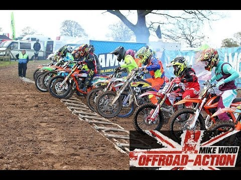 AMCA Vets/2 Stroke & Youth Championship 2018 - Round 1 - Norley