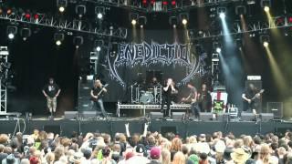 Benediction - Full Set Bloodstock 2012