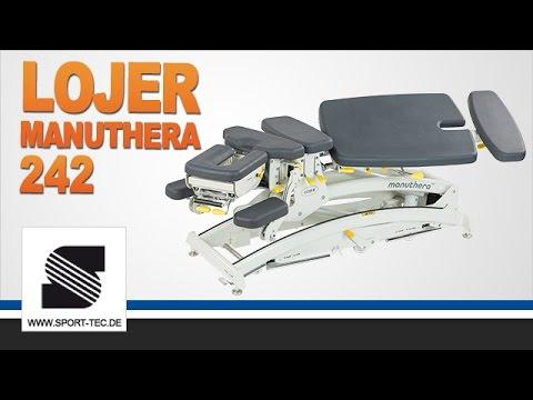 Lojer Behandlungsliege Manuthera 242