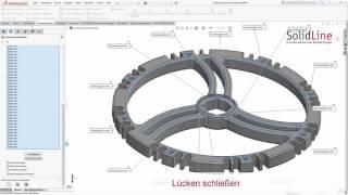 SOLIDWORKS - von der Idee zum Produkt: Teil 12 Formenbau