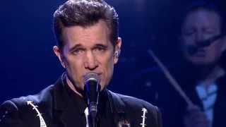 Chris Isaak - Please Don't Call - on X Factor