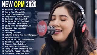 New OPM Love Songs 2020 Playlist (Binalewala, Nobela, Kahit ayaw mo na, Balang araw)